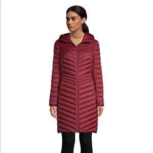 PRICE DROP Land's End Women's Packable Down Jacket